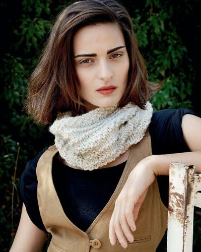 Darcy Snood/cowl